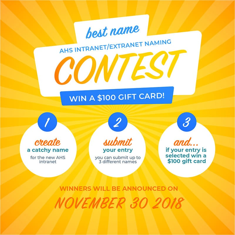 The Best Name: Intranet Naming Contest